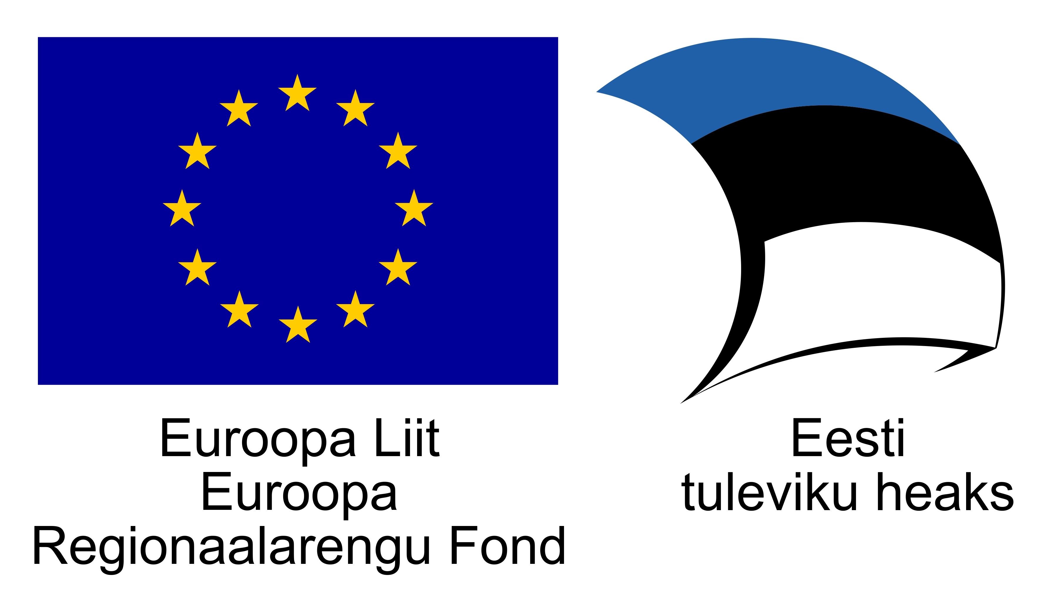 Regionaalarengu Fond logo